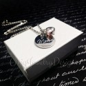 Engraved Personalized Mom Necklace