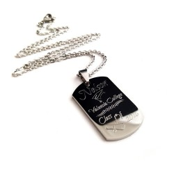 Personalized Graduate Dog Tag