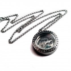 Daddy's Little Girl Floating Locket