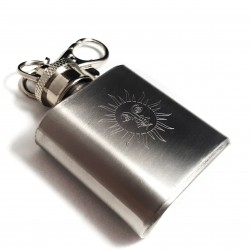 Personalized Mini Flask
