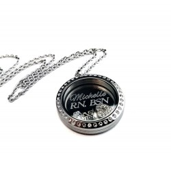 Nurse Locket Necklace
