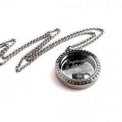 Capture The Moments Floating Locket