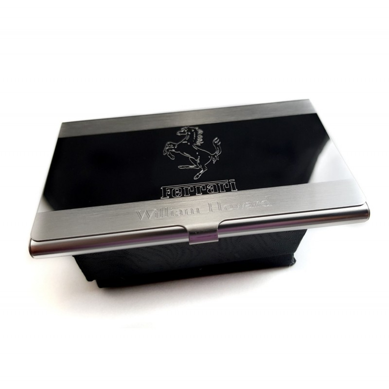 Personalized Business Card Holder Uniqjewelrydesigns