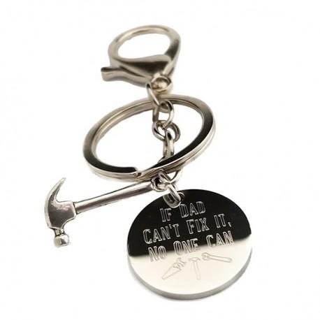 Fix It Dad  Key Ring