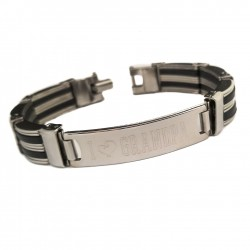 Personalized ID Bracelet For Him