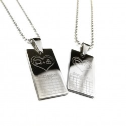 Mark The Occasion Dog Tag Set
