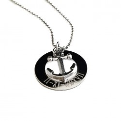 Personalized Anchor Jewelry