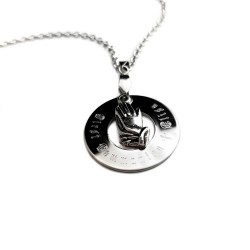 Personalized First Communion Necklace