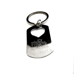 Mom Queen Key Chain
