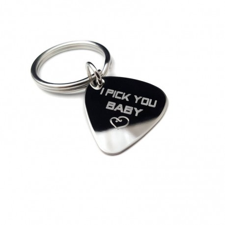 Guitar Pick Personalized
