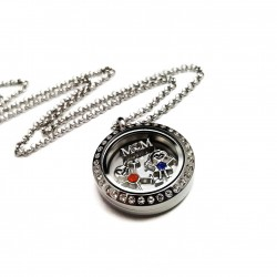 We love Mom Memory Locket