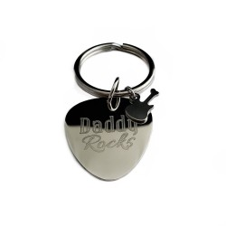 Personalized Dad Guitar Pick