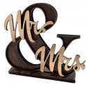 Mr & Mrs Ampersand Decor