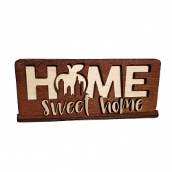 Home Sweet Home Plaque Decor